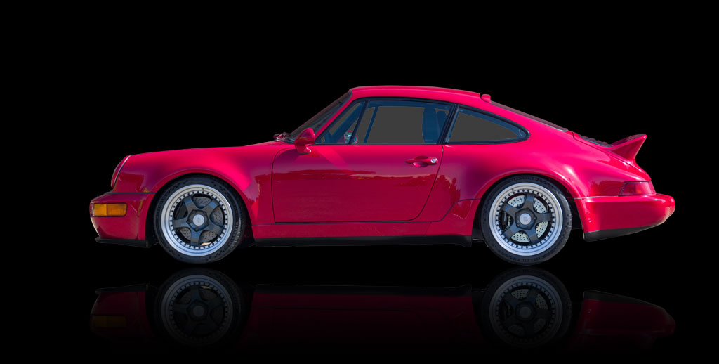 Electric Porsche 911 Signature Edition
