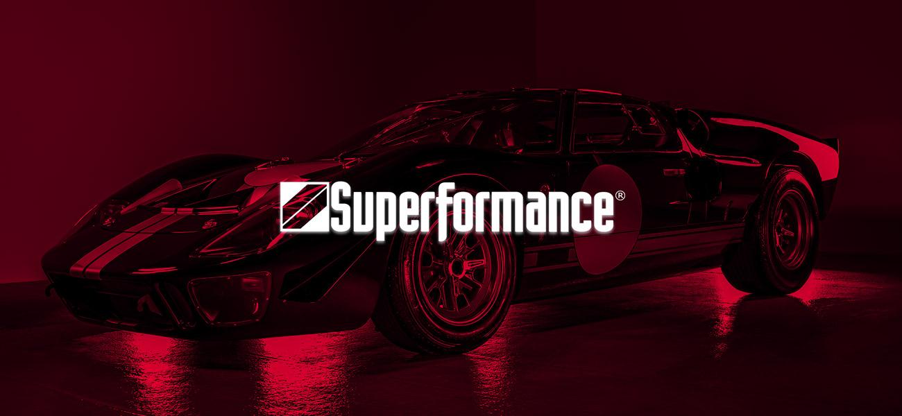 Everrati Superperformance - Electric GT40