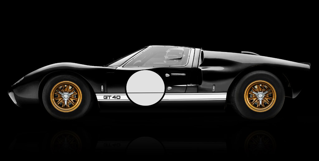 Ford GT40 Electric